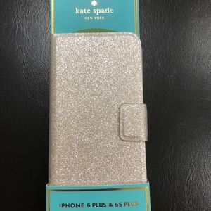 Brand new kate spade iPhone 6 Plus & 6s plus case.